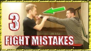 getlinkyoutube.com-Top 3 Street Fight Mistakes