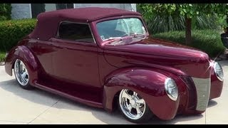 getlinkyoutube.com-1940 Ford Street Rod