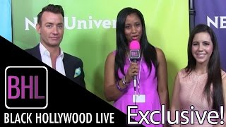 "getlinkyoutube.com-Samantha DeBianchi & Chris Leavitt from Bravo's ""Million Dollar Listing: Miami"" | BHL Online"
