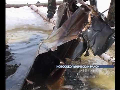 Советский штурмовик Ил-2 найден в Маево