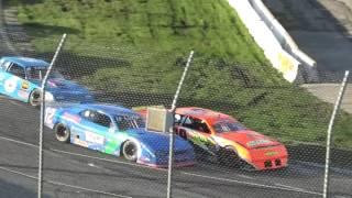 getlinkyoutube.com-2016 Dells Raceway Park Falloween Sportsman Feature Highlights