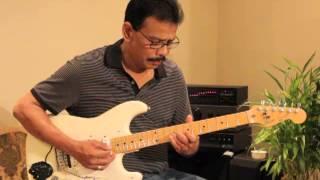 getlinkyoutube.com-Sundari Kannaal Oru Saethi Song  From Thalapathi Guitar Instrumental BY Nada Jeyadevan