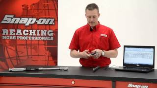 getlinkyoutube.com-CTech Torque Wrench Snap-on Industrial Product Demo