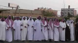 getlinkyoutube.com-لحظة وصول قبيلة ال مستنير (الروغ) في زواج الدكتور خالد بن محمد ال غظيف القحطاني