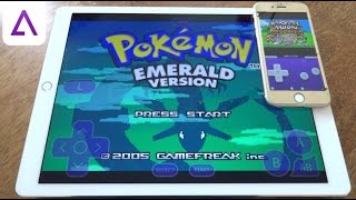 NEW Install GBA4iOS Gameboy Advance & Games iOS 9 / 10 - 10.3 FREE NO Jailbreak iPhone iPad iPod T