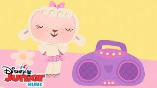 Mary Had a Little Lamb 🐑    🎼  Disney Junior Music Nursery Rhymes   Disney Junior