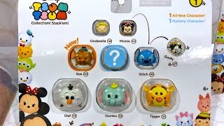 getlinkyoutube.com-Disney Tsum Tsum Toys - Series 1 Reveal at D23 Expo