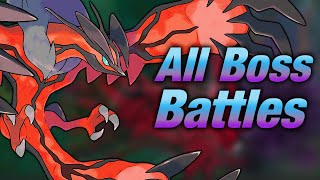 getlinkyoutube.com-Pokemon Super Mystery Dungeon - All Boss Battles (Story Mode)