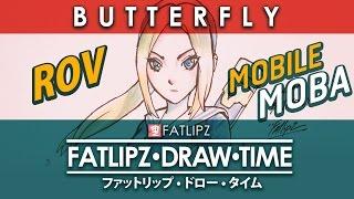 getlinkyoutube.com-วาด Butterfly จากเกม ROV
