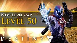 getlinkyoutube.com-Destiny - New level cap - Reaching 50!
