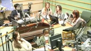 getlinkyoutube.com-[Thai Sub] Apink - Kiss the radio (โบมีโทรหา5Zic)