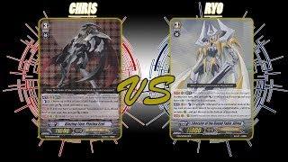 getlinkyoutube.com-Cardfight! Vanguard: Radiant Lion, Platina Ezel vs Liberator, Alfred Round 2