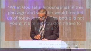Rev Rosevelt Morris  preaching Feb 8 2015