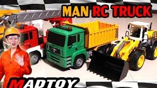 getlinkyoutube.com-MADTOY ตอนที่237 รถบังคับก่อสร้าง MAN คันละ 1,990 บาท