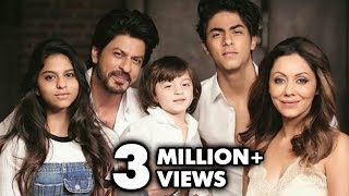 getlinkyoutube.com-Shahrukh Khan's EMOTIONAL Moment For His KIDS!