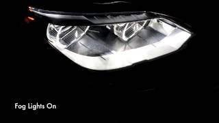 getlinkyoutube.com-BMW Adaptive LED Headlights