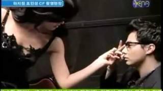 getlinkyoutube.com-Making CF Jo In Sung & Ha Ji Won