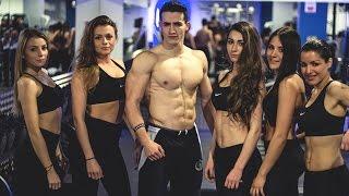 getlinkyoutube.com-UN WEEK-END AVEC TIBO INSHAPE - Salon du Fitness Paris