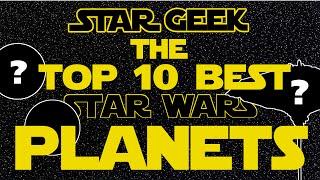 getlinkyoutube.com-Top Ten Star Wars Planets - Star Geek