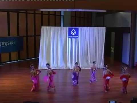 ระบำตารีกีปัส - บ้านรำไทย ดอนเมือง (www.banramthai.com)