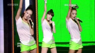 getlinkyoutube.com-Rainbow - A (100903) Ab dance banned:-(