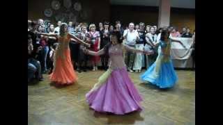 Kajra Re - Indian Bollywood dance,