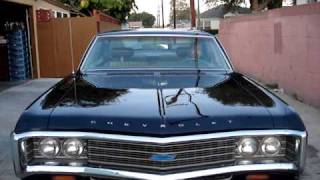 1969 Chevy Impala new paint job!