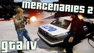 getlinkyoutube.com-GTA: IV - Mercenaries 2 (Mattias Nillson) Skin-Mod