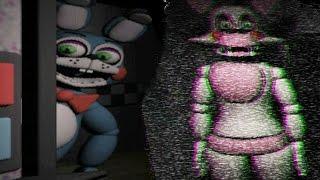 getlinkyoutube.com-FULL BODY MANGLE ATTACKS! | Night Shift at Freddy's: Remastered #2