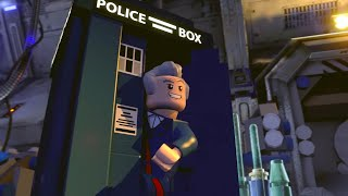 getlinkyoutube.com-Doctor Who Arrives In LEGO Dimensions!
