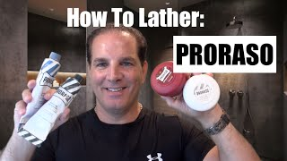 getlinkyoutube.com-How to Lather Proraso-Shop at ShaveNation.com