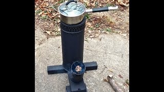 getlinkyoutube.com-Survival Rocket Stove