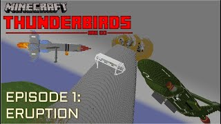 getlinkyoutube.com-Thunderbirds Are Go Minecraft Edition | Episode 1 | Eruption