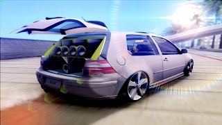 getlinkyoutube.com-GTA SA / Role de Golf ♠ Eros Target+Funk♠