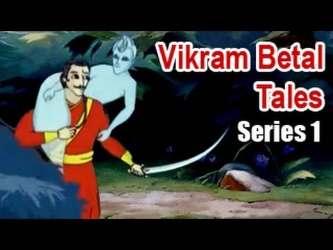 Vikram Betal Cartoon Stories - Series 1