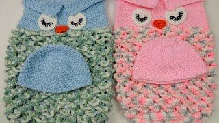 getlinkyoutube.com-Crochet: Cocoom Buho