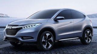 getlinkyoutube.com-2016 Concept Car Honda HR-V New Future