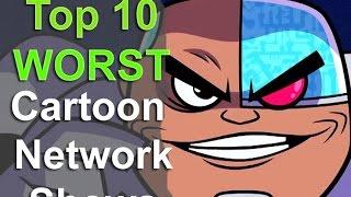 getlinkyoutube.com-Top 10 Worst Cartoon Network Shows