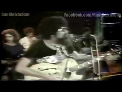Raul Seixas - Show Praia do Gonzaga [COMPLETO] - 1982