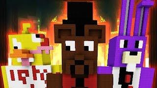 getlinkyoutube.com-Drunk Minecraft #65 | FIVE NIGHTS AT MINECRAFT