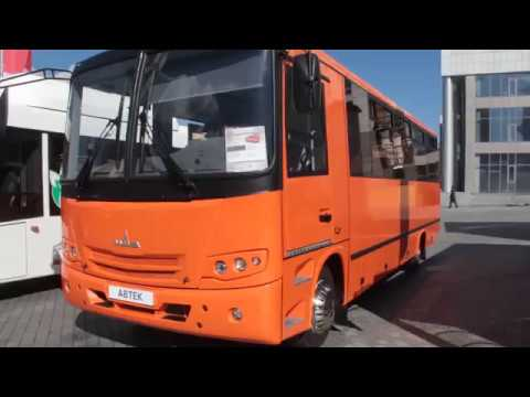 Новейшие автобусы на City Trans Ukraine 2019