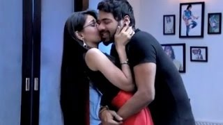 getlinkyoutube.com-Kumkum Bhagya 10th February 2016 Abhi & Pragya Romance On Valentine's Day!