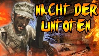 getlinkyoutube.com-FIRST ZOMBIES EASTER EGG EVER! Beginning of the Call of Duty Zombies Storyline (Nacht der Untoten)