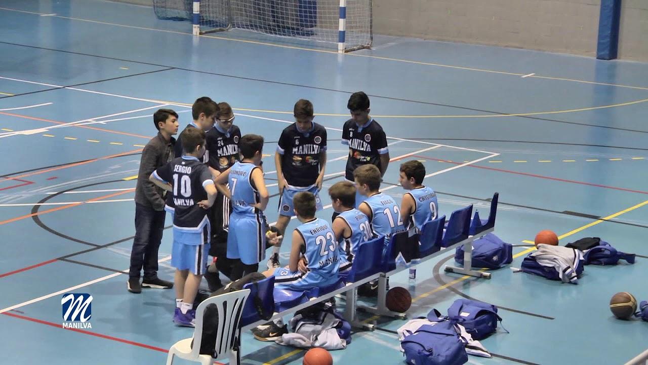 El Manilva Basketbase participa en la Valencia Basket Cup