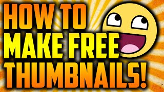 getlinkyoutube.com-How To Make Thumbnails For FREE With Pixlr!