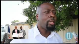 getlinkyoutube.com-Wyclef Jean de retour en Haïti pour les élections Présidentielles 2015