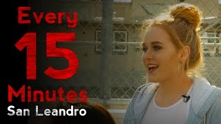 Every 15 Minutes: San Leandro High School 2017 A