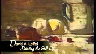 getlinkyoutube.com-Signilar Art Videos - David Leffel  Painting the Still Life