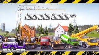 getlinkyoutube.com-Construction Simulator 2015 PC 4K Gameplay 2160p