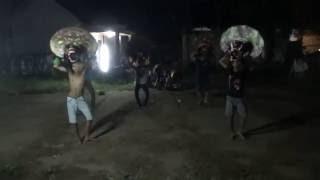 getlinkyoutube.com-Barong Bonorowo | Latihan Penutupan acara gelar seni Bersama DEKRANASDA di Radio Kembang Sore